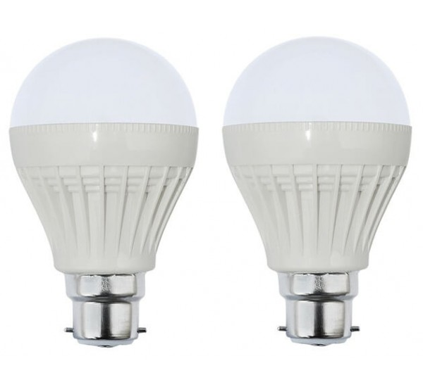 7 watt Led Bulb Set of 2