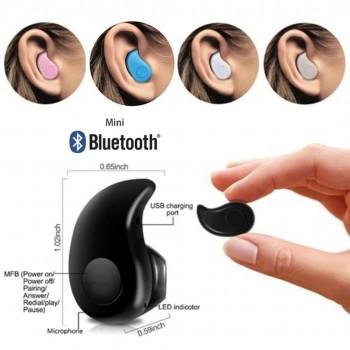 2017  Mini Wireless Bluetooth 4.0 Stereo In-Ear Universal Headset Earphone