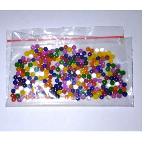 Crystal Water Beads Gun Crystal Soft Bullets Paintballs