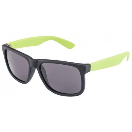Vincent Chase Colorato 04 Black Green Wayfarer Sunglasses