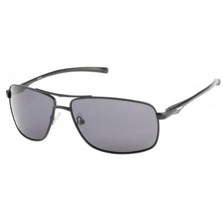 Vincent Chase A 2131 Black Grey Polarized Men's Sunglasses